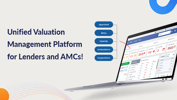 valuation software for lenders and amcs