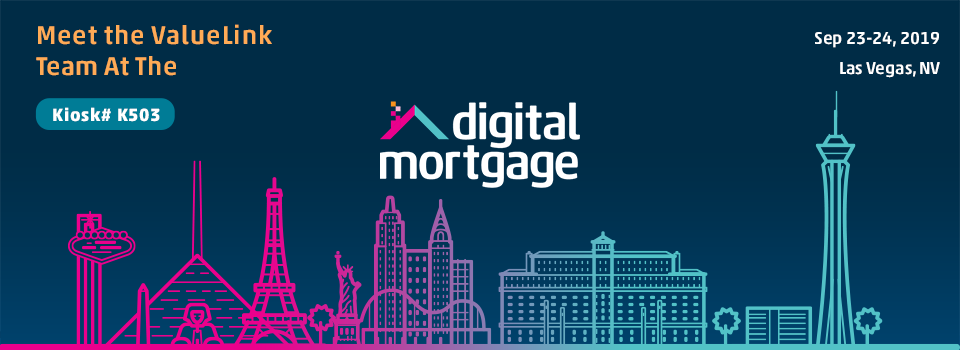 ValueLink to exhibit at Digital Mortgage 2019
