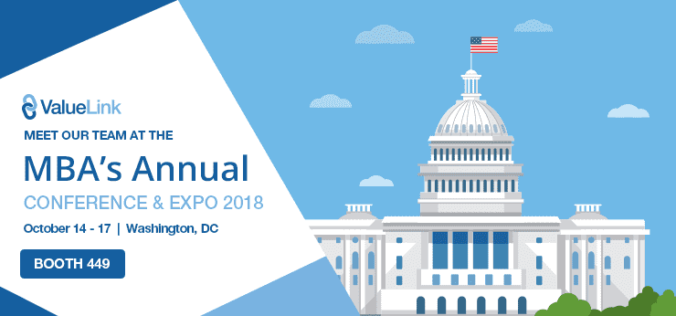 Meet the ValueLink Team at MBA's Annual Convention & Expo 2018