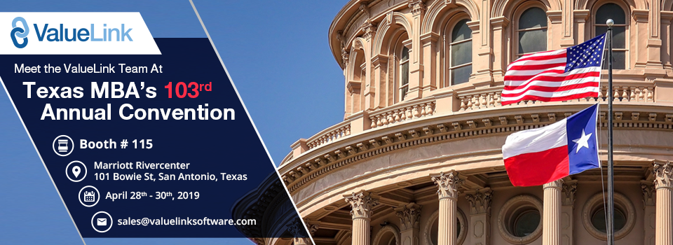 Meet the ValueLink Team at Texas MBA's 103rd Annual Convention