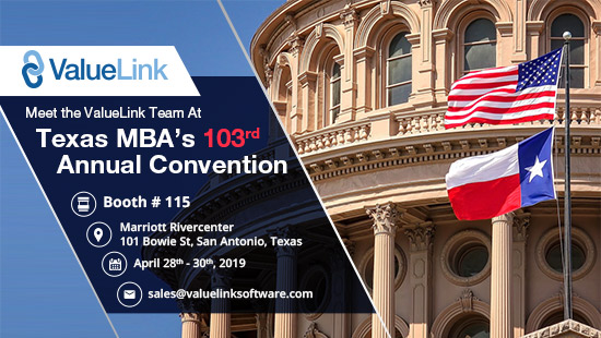 Texas MBA's 103rd Annual Convention 2019