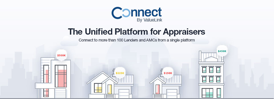 ValueLink launches Connect: The Unified Platform for Appraisers